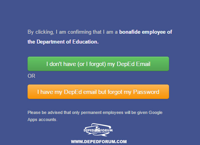 How to Create and Verify a DepEd Email Account