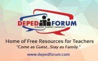 DepEd Forum