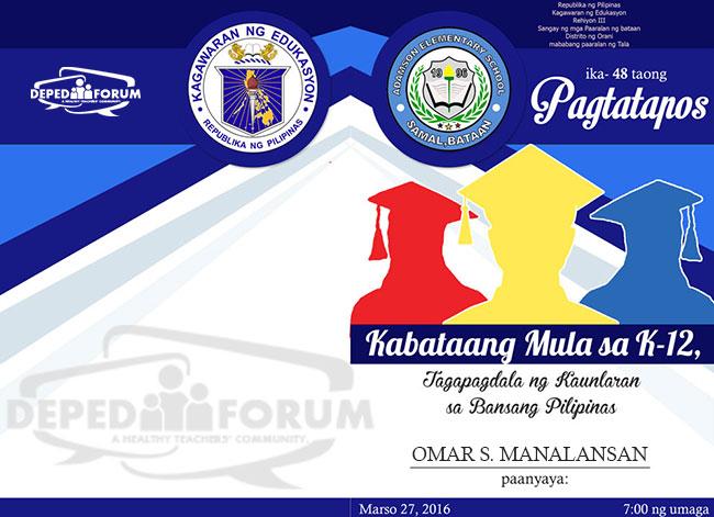 Modern Graduation Programme Design