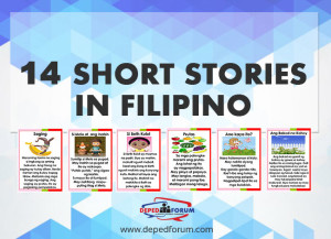 Short Stories in Filipino