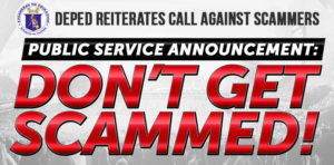 Call Against Scammers