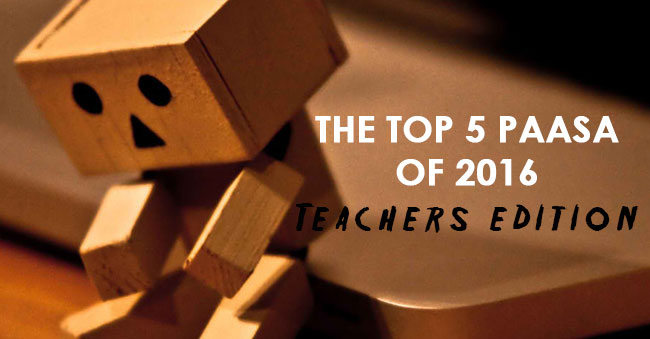 Top 5 Paasa Teachers