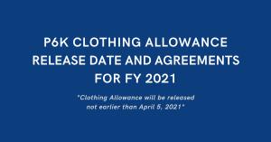 Clothing Allowance 2021 v2